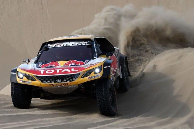 Il programma della Dakar 2019 – Getty images